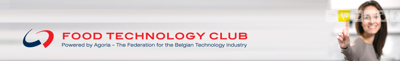 Logo of the Agoria Food Technology Business Club
