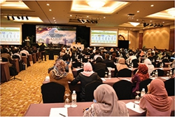 Picture of the Jakim Halal Capacity Building Training