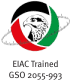Logo showing Halal Balancing™ is a EAIC trained Halal Professional, GSO/UAE.S2055-1 & GSO/UAE.S 993