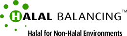Halal Balancing™ Logo - Halal for non-Halal environments