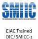 Logo showing Halal Balancing™ is a EAIC trained Halal Professional, SMICC-1